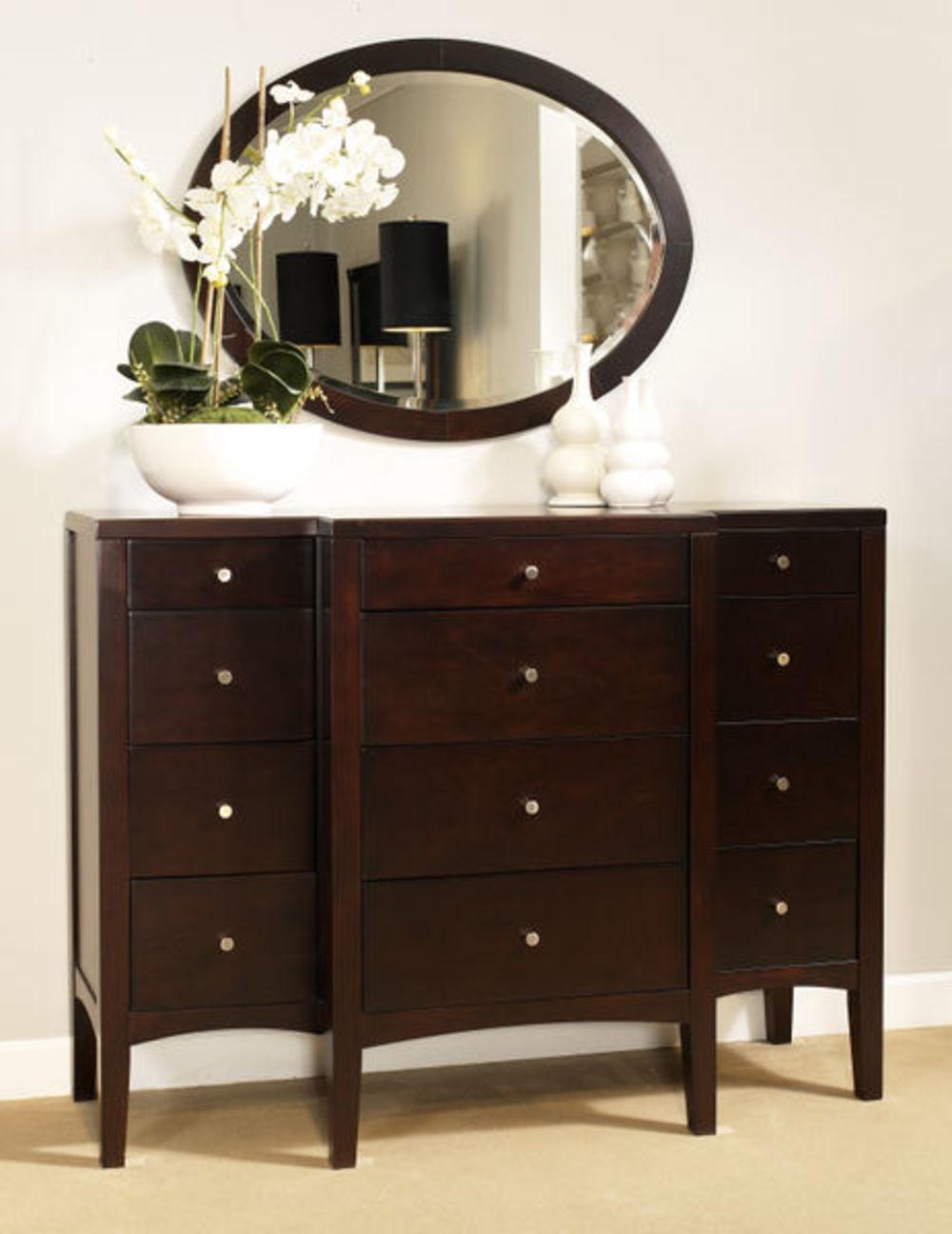 Ligna Furniture - Oval Mirror