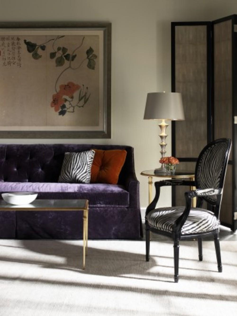 Lillian August Fine Furniture - Beckmore Host Chair