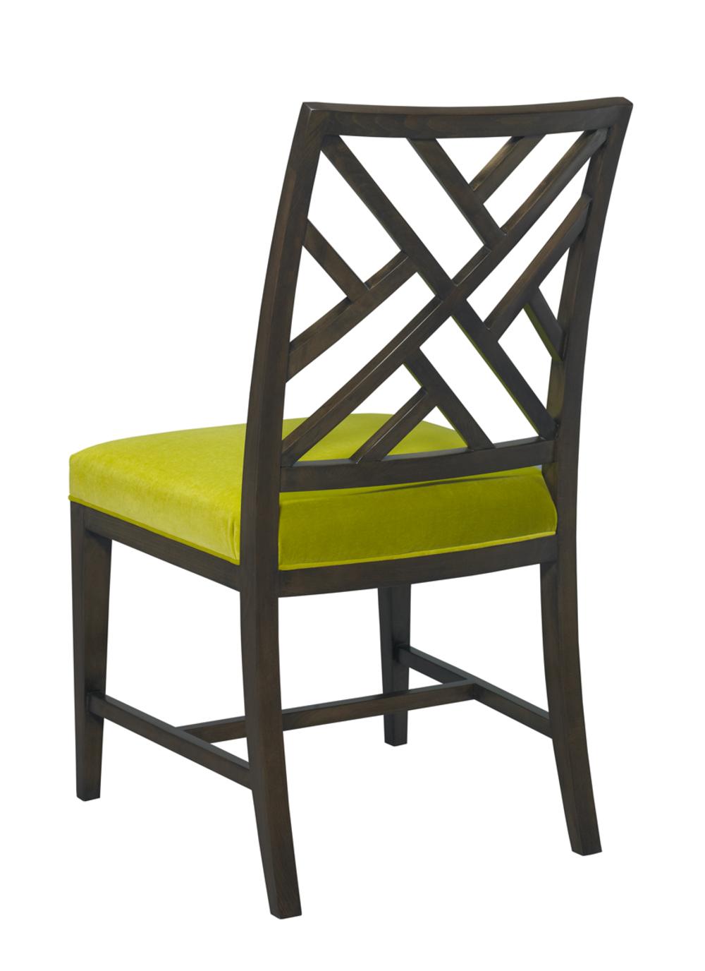 Lillian August Fine Furniture - Glen Side Chair