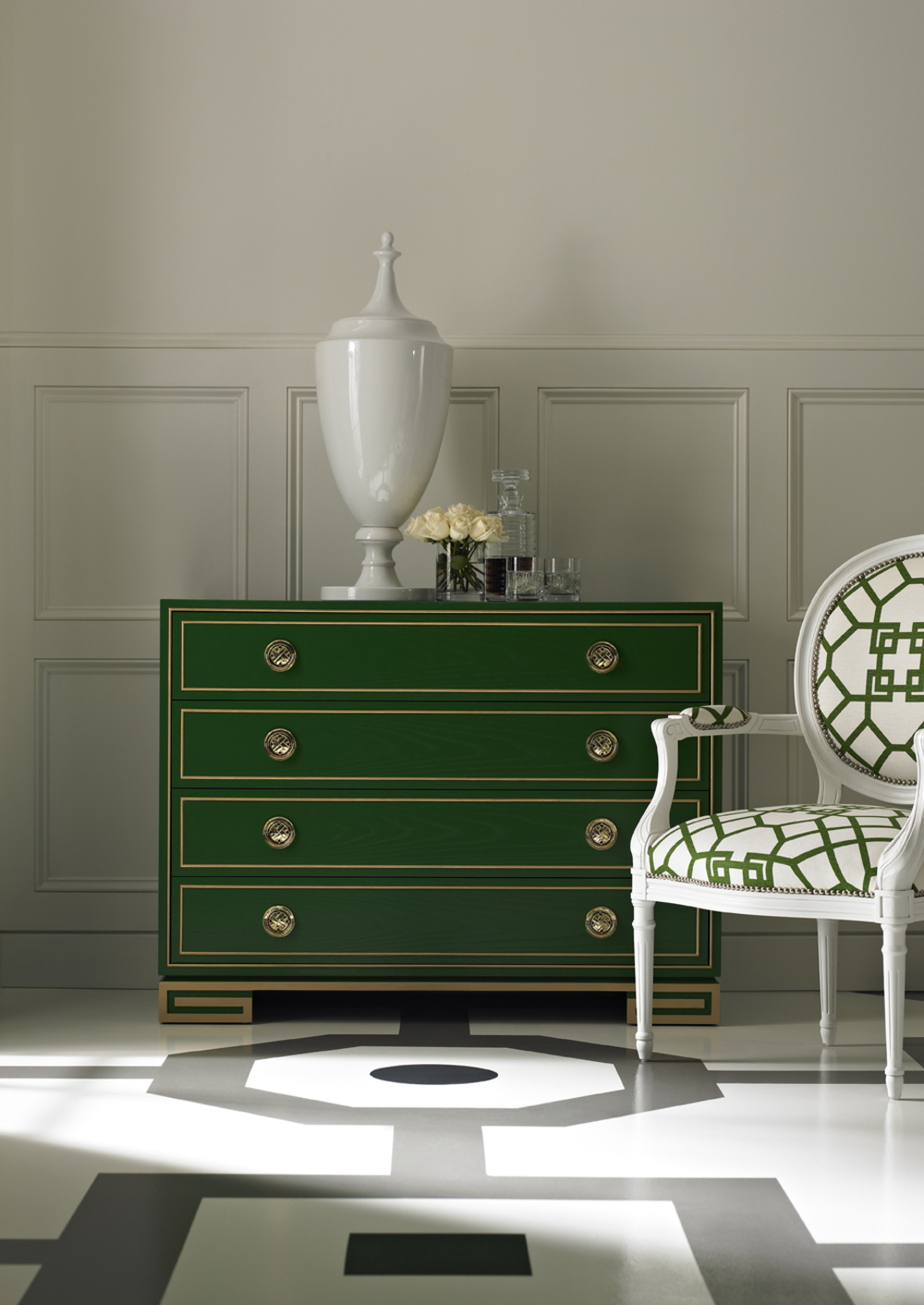 Lillian August Fine Furniture - Karl Drawer Chest
