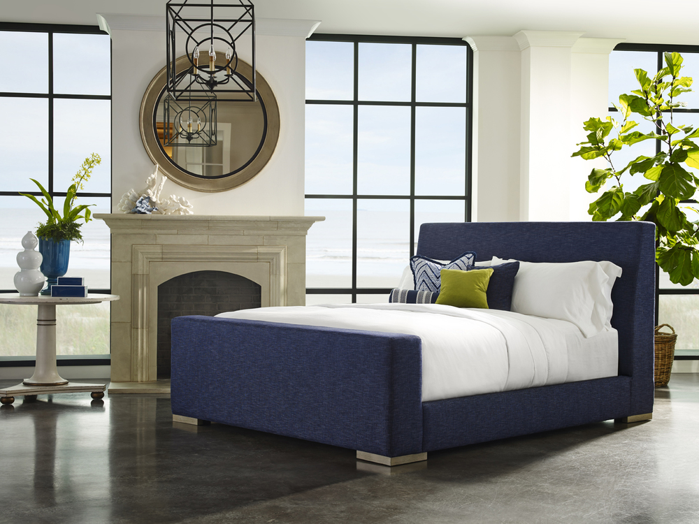 Lillian August Fine Furniture - Lange Sleigh Bed