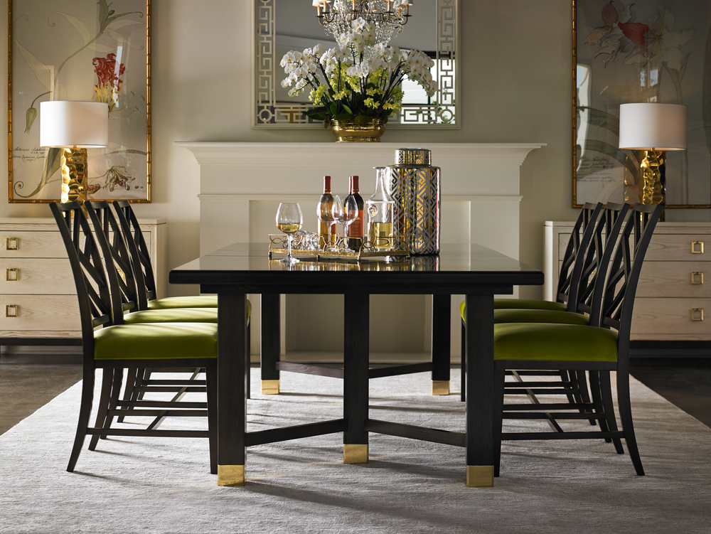 Lillian August Fine Furniture - Bancroft Dining Table