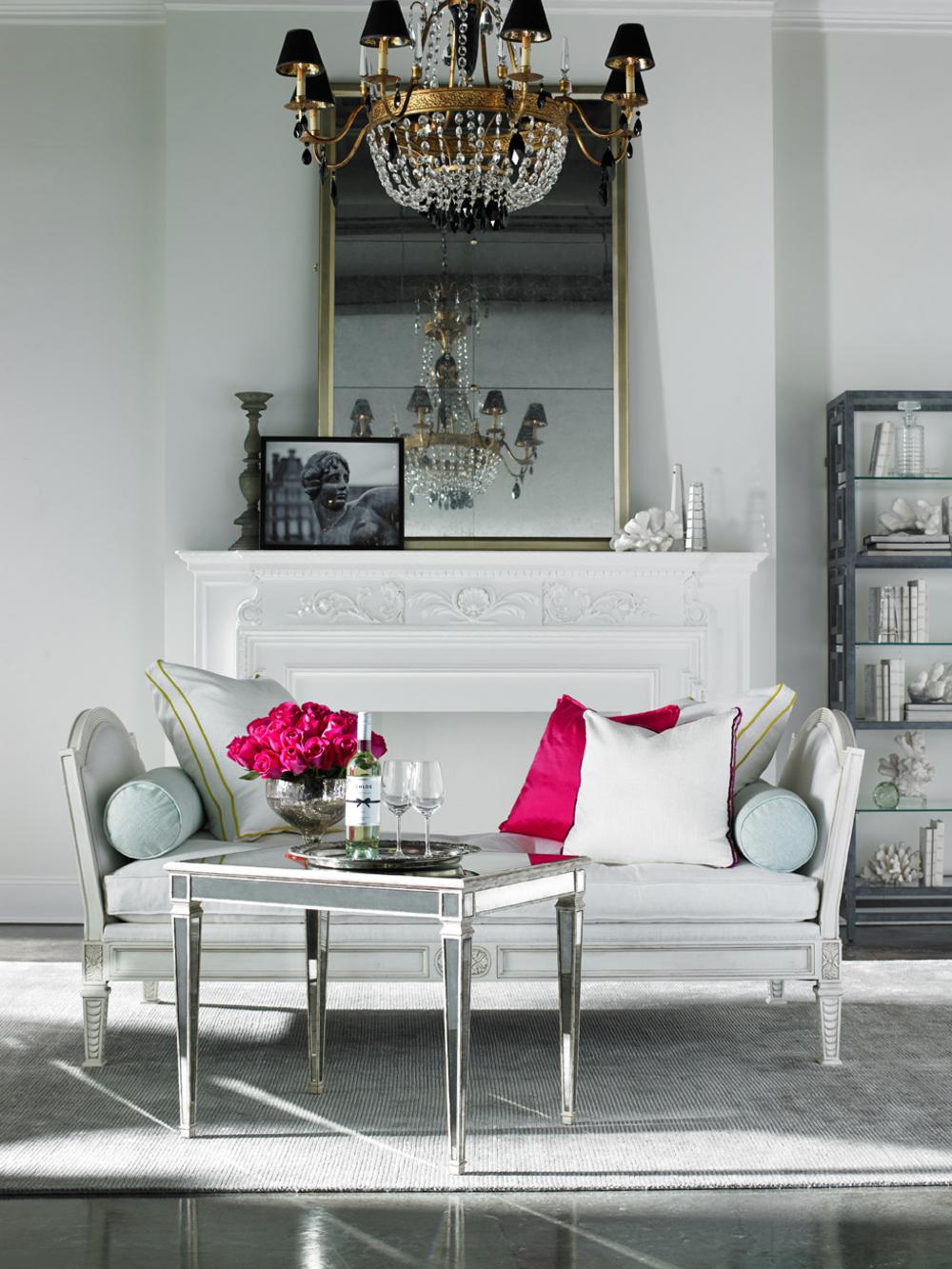 Lillian August Fine Furniture - Johanna Day Bed