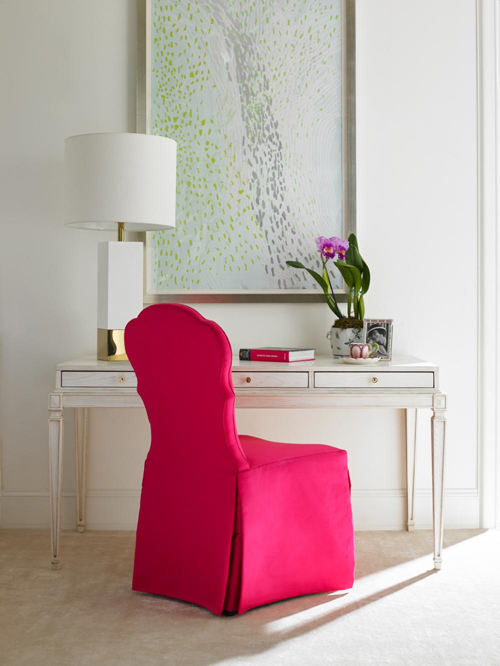 Lillian August Fine Furniture - Arden Court Chair