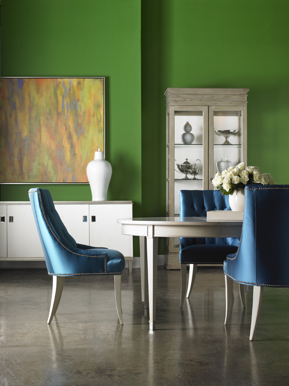 Lillian August Fine Furniture - Ally Court Dining Chair