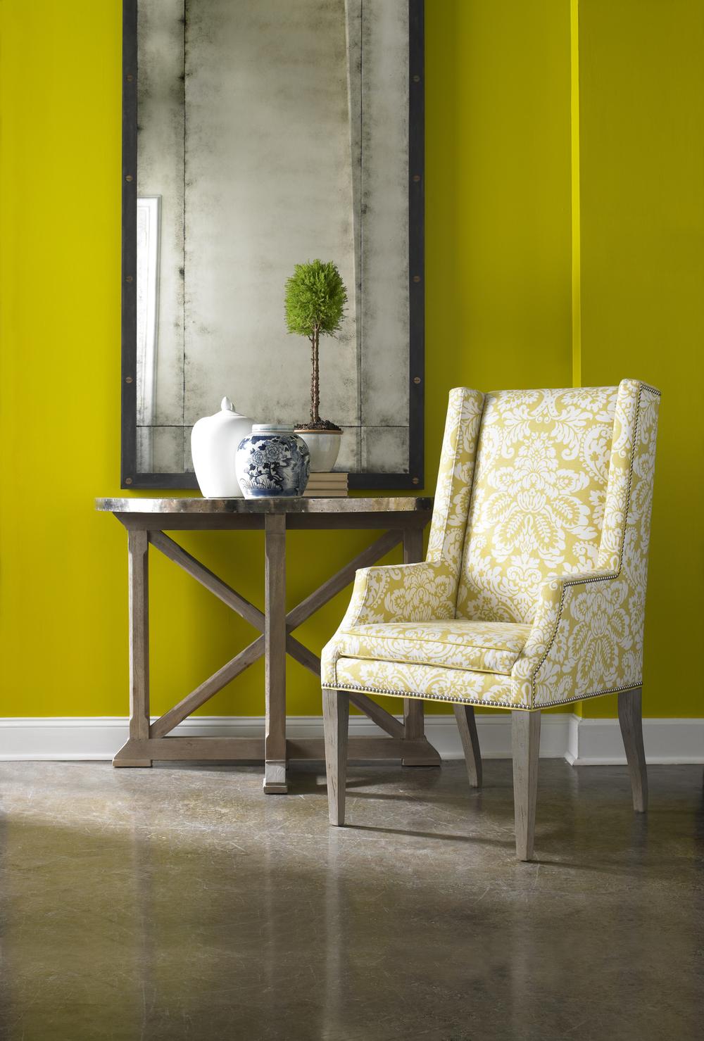 Lillian August Fine Furniture - Bryson Chair