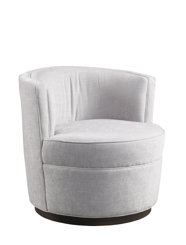Lillian August Fine Furniture - Devlan Swivel Chair