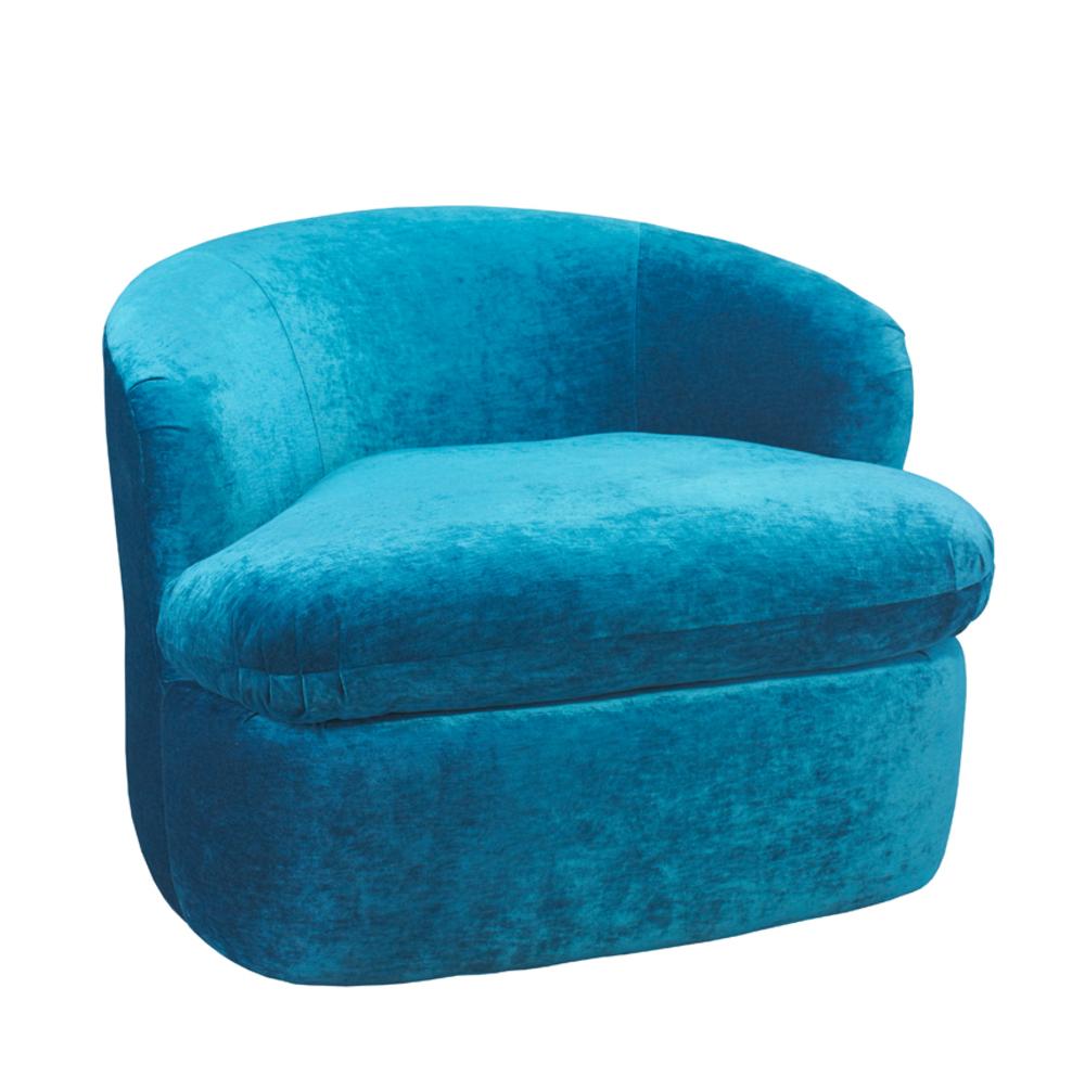 Lillian August Fine Furniture - Giles Swivel Chair