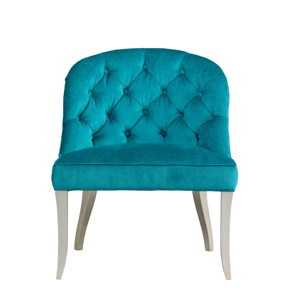 Lillian August Fine Furniture - Sylvie Armless Chair
