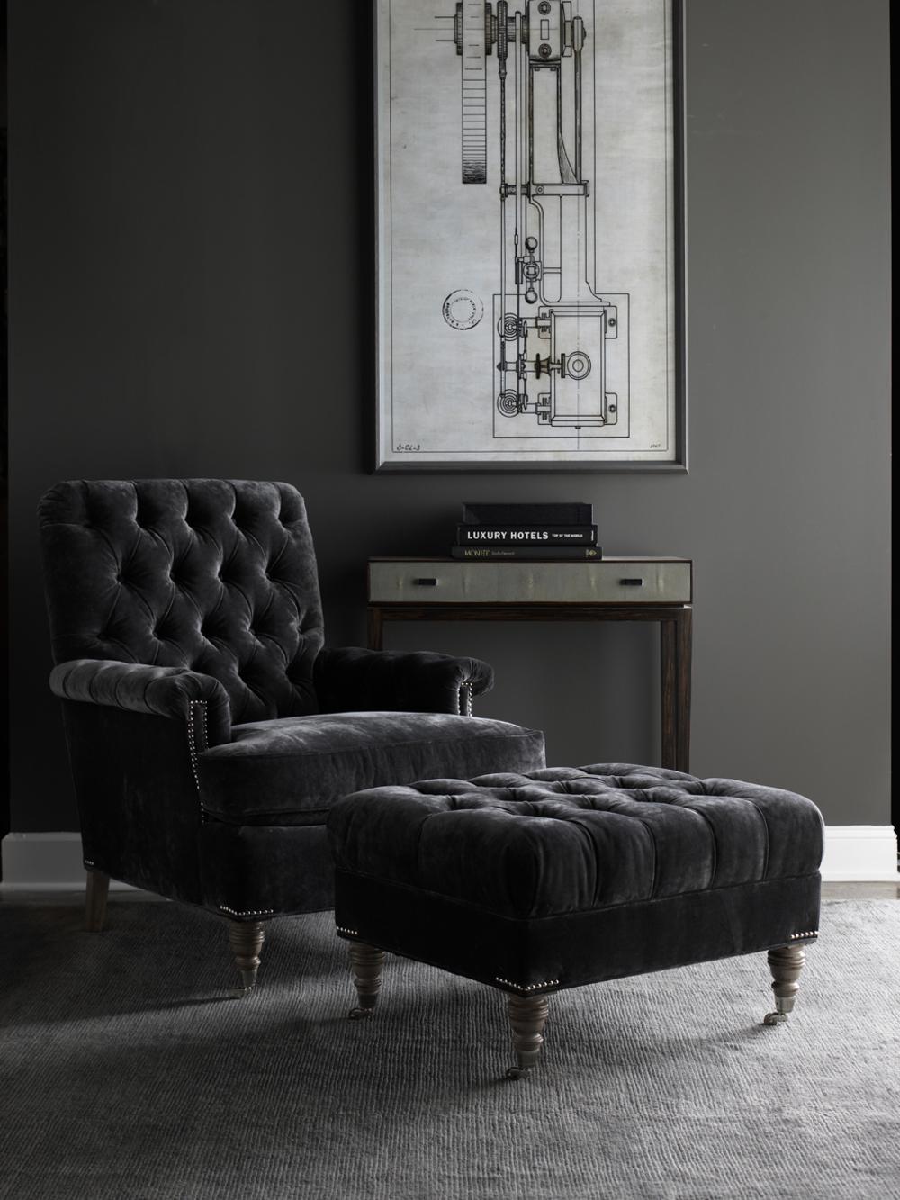 Lillian August Fine Furniture - Blazer Chair
