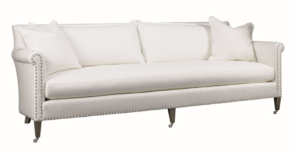 Lillian August Fine Furniture - Paris Mid Sofa