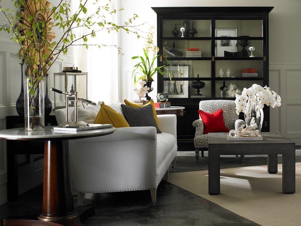 Lillian August Fine Furniture - Paris Sofa