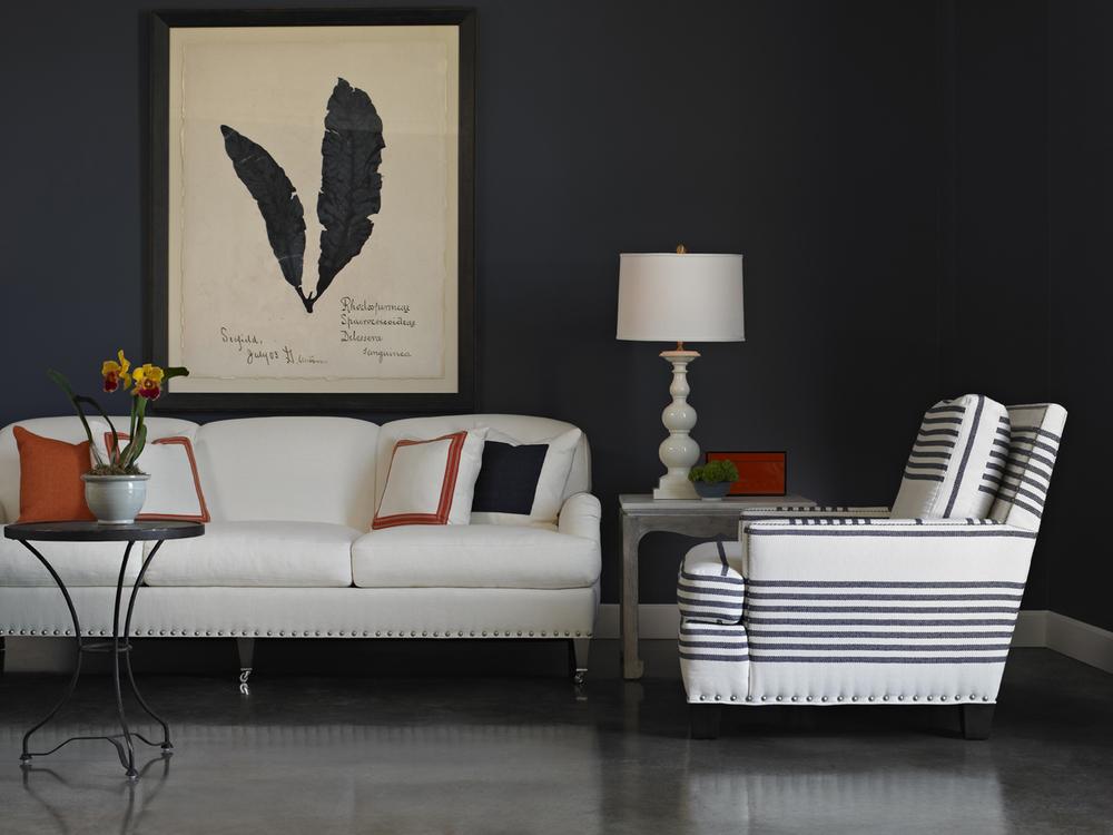Lillian August Fine Furniture - Albert Park Sofa