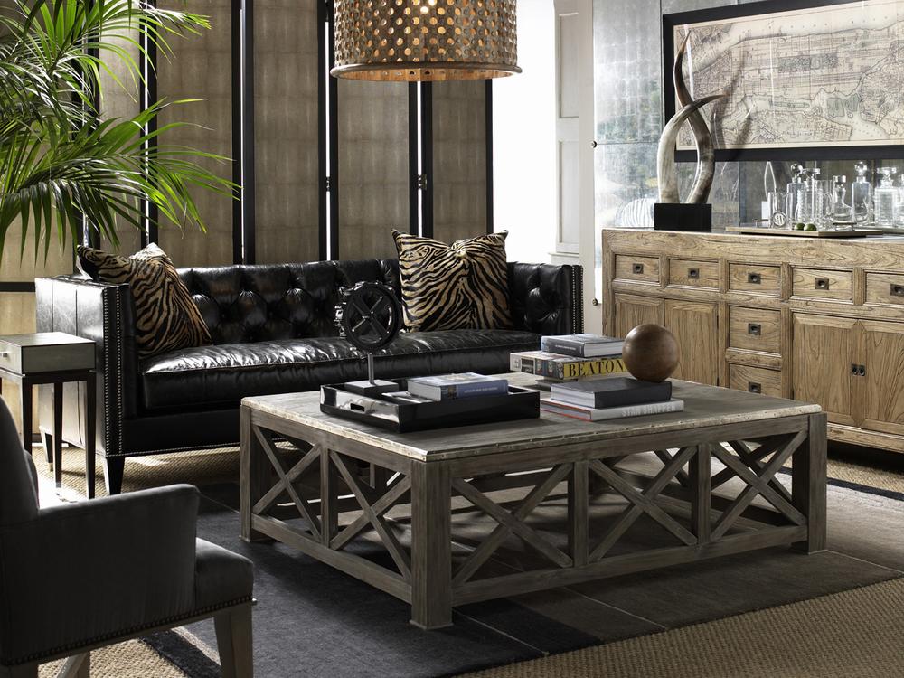 Lillian August Fine Furniture - Wright Mid Sofa