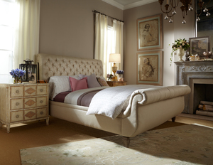 Thumbnail of Lillian August Fine Furniture - Devonshire King Bed