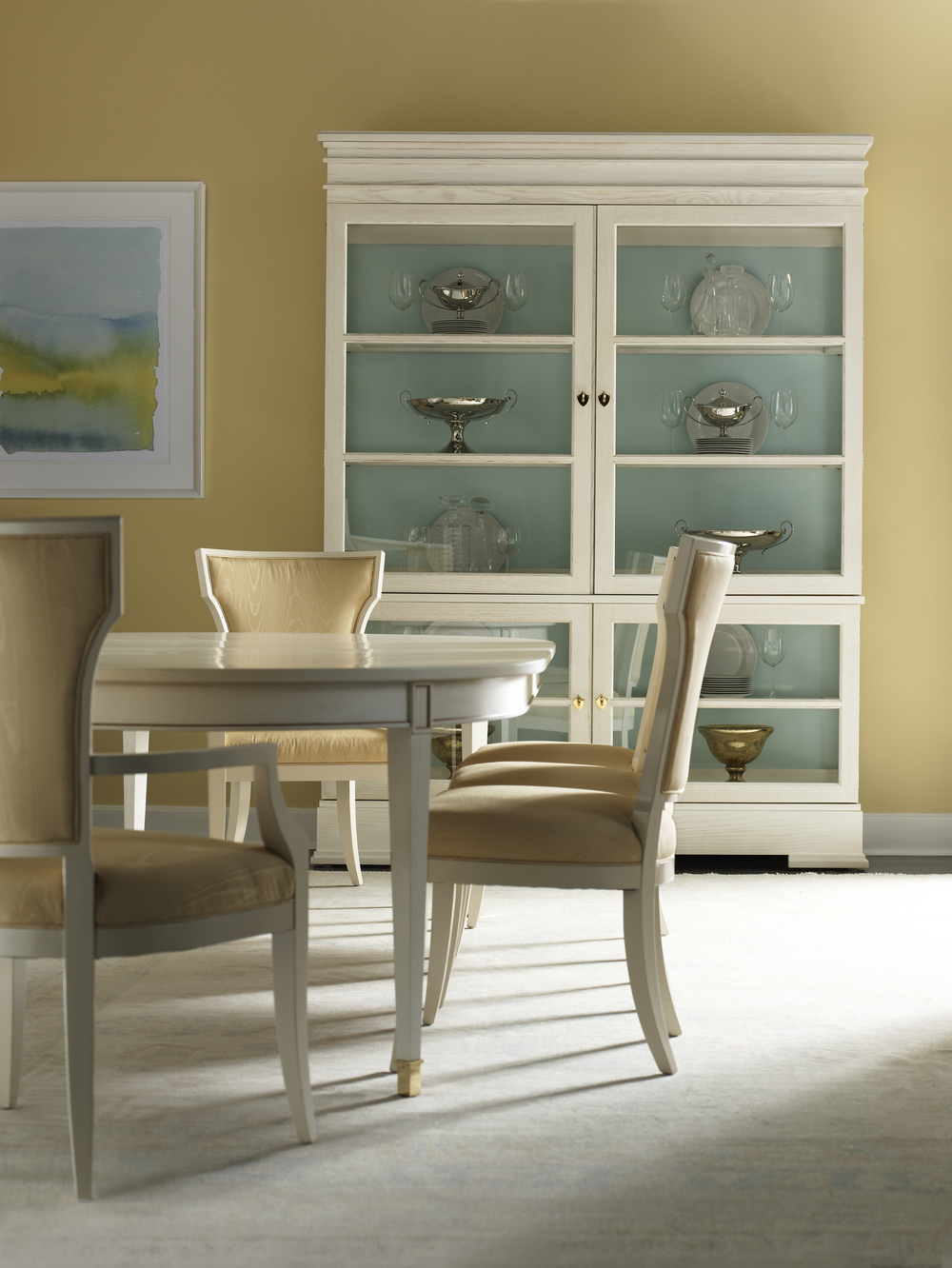 Lillian August Fine Furniture - Sutton Oval Dining Table