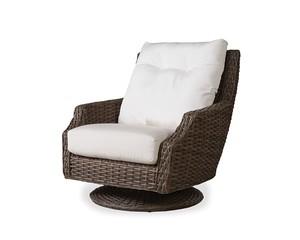 Thumbnail of Lloyd Flanders - High Back Swivel Rocker Lounge Chair