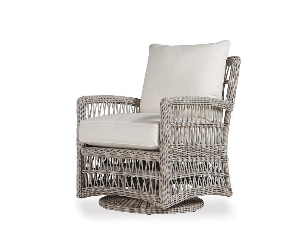 Lloyd Flanders - Swivel Glider Lounge Chair