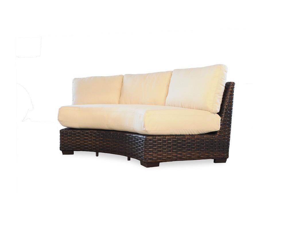 Lloyd Flanders - Curved Sectional Sofa