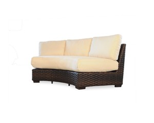 Thumbnail of Lloyd Flanders - Curved Sectional Sofa