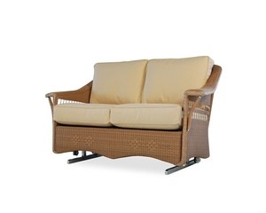 Thumbnail of Lloyd Flanders - Loveseat Glider