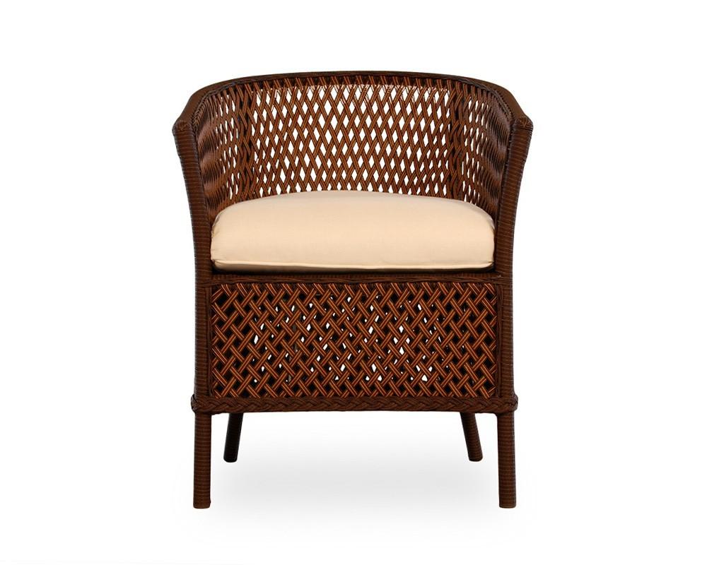 Lloyd Flanders - Barrel Dining Chair
