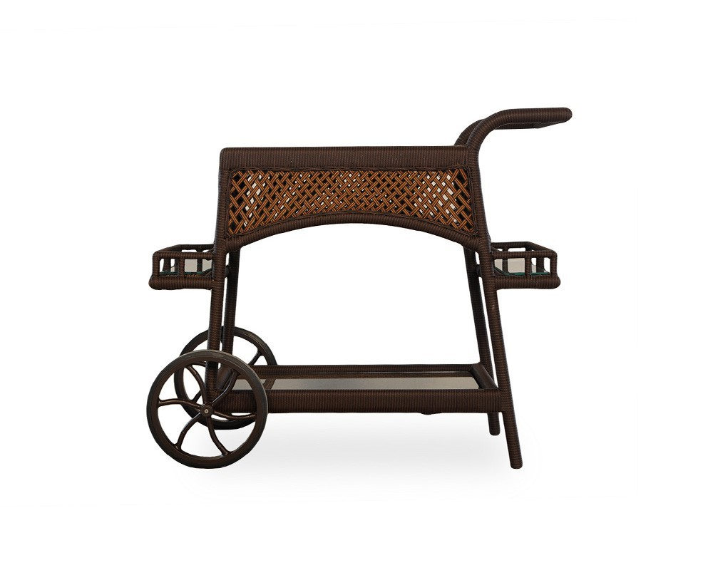 Lloyd Flanders - Bar Cart