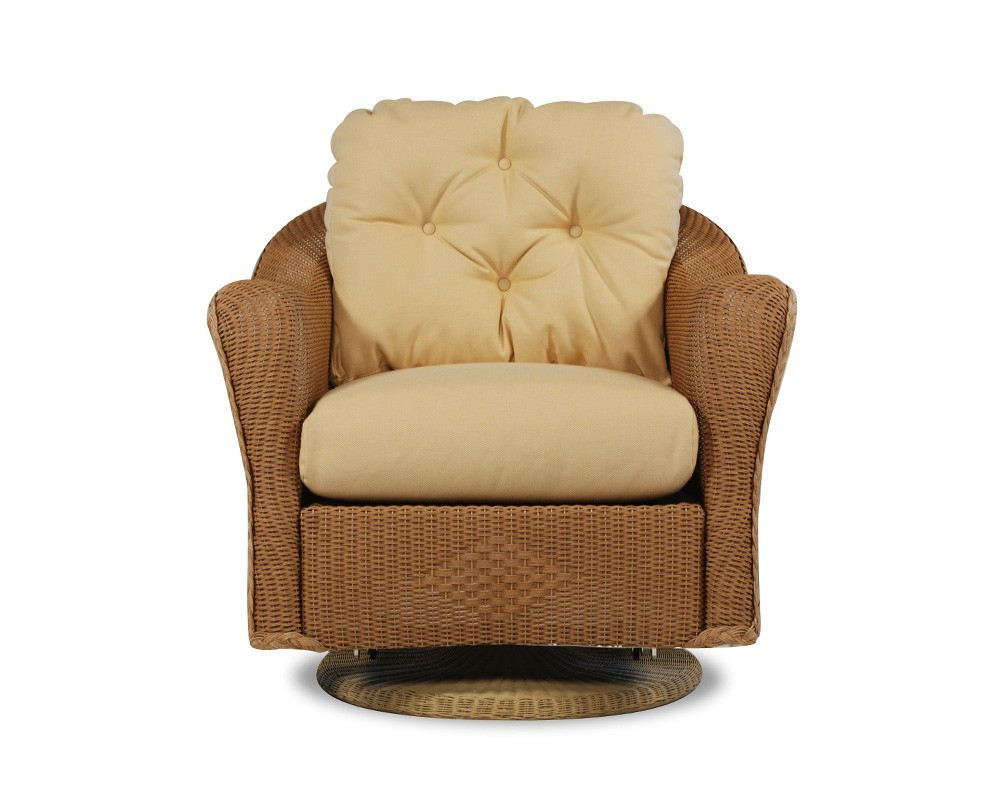 Lloyd Flanders - Swivel Glider Lounge Chair
