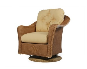 Thumbnail of Lloyd Flanders - Swivel Glider Lounge Chair