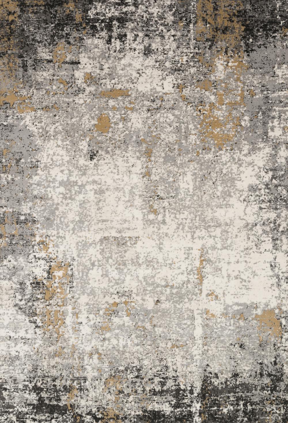 Loloi Rugs - Alchemy Rug (Granite/Gold)