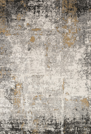 Thumbnail of Loloi Rugs - Alchemy Rug (Granite/Gold)