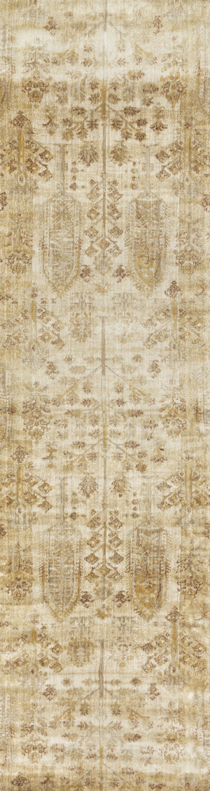 Thumbnail of Loloi Rugs - Anastasia Rug (Antique Ivory/Gold)