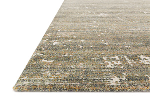 Thumbnail of Loloi Rugs - Augustus Rug (Moss/Spice)