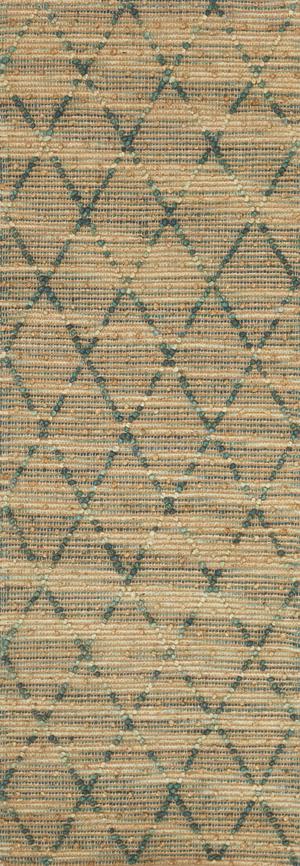 Thumbnail of Loloi Rugs - Beacon Rug (Aqua)
