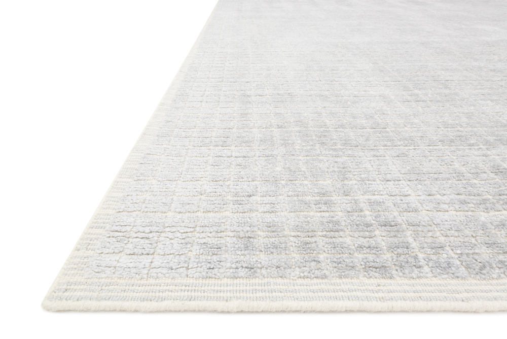 Loloi Rugs - Beverly Rug (Silver/Sky)