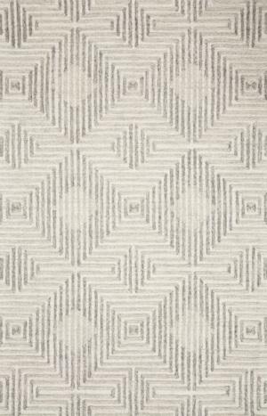 Thumbnail of Loloi Rugs - Ehren Rug (Grey/Silver)