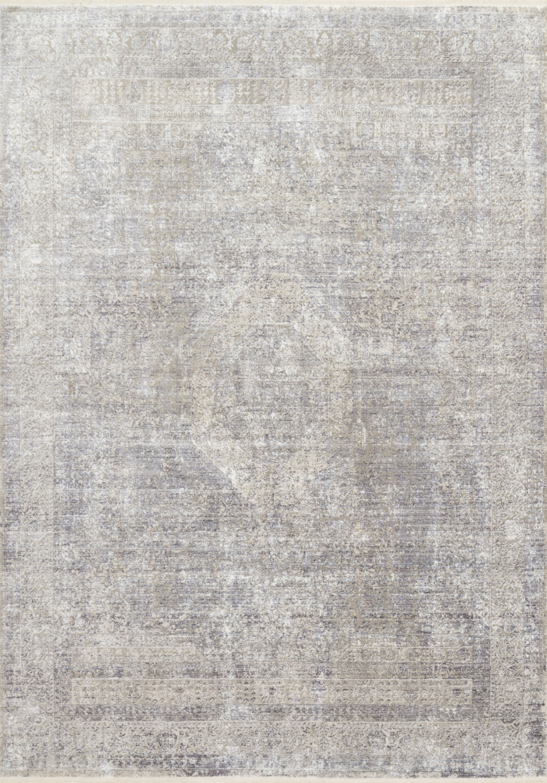 Loloi Rugs - Franca Rug (Silver/Pebble)