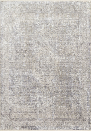 Thumbnail of Loloi Rugs - Franca Rug (Silver/Pebble)