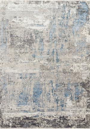 Thumbnail of Loloi Rugs - Franca Rug (Grey/Ocean)
