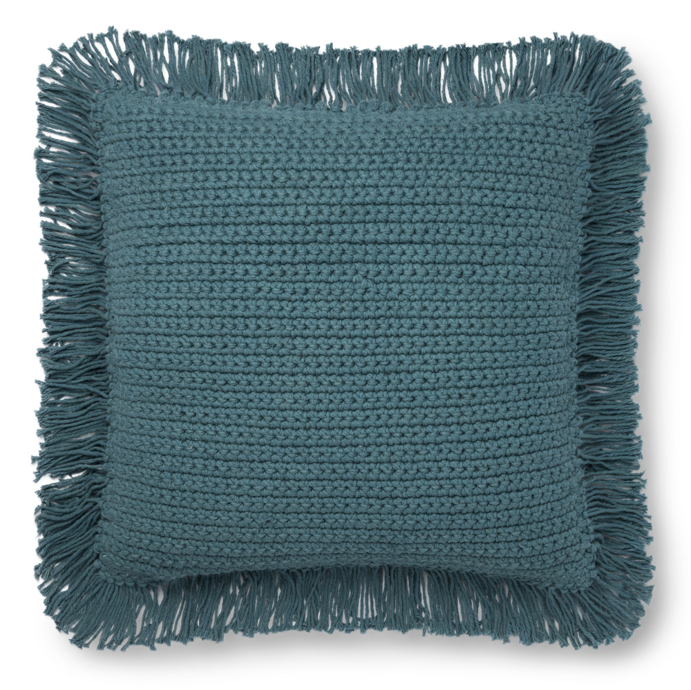 Loloi Rugs - Teal Pillow