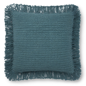 Thumbnail of Loloi Rugs - Teal Pillow