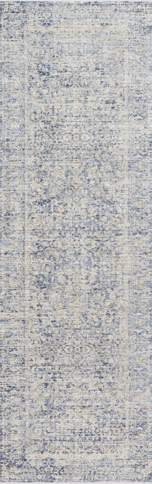 Thumbnail of Loloi Rugs - Pandora Rug (Blue/Gold)