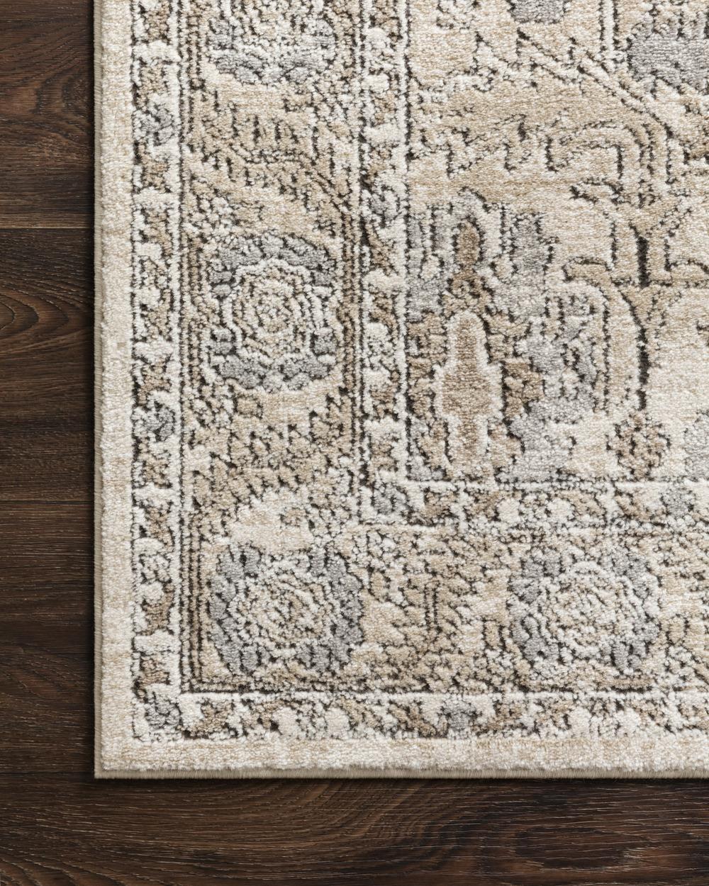 Loloi Rugs - Teagan Rug (Ivory/Sand)