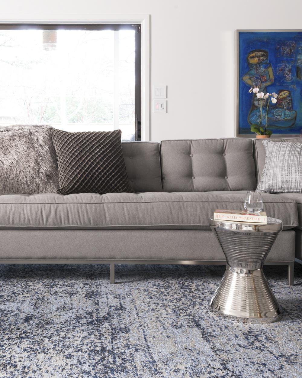 Loloi Rugs - Viera Rug (Light Blue/Grey)