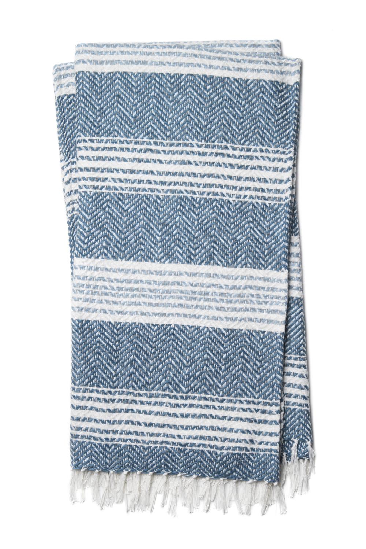 Loloi Rugs - Wren Rug (Blue/White)