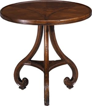 Thumbnail of Lorts - Round Lamp Table