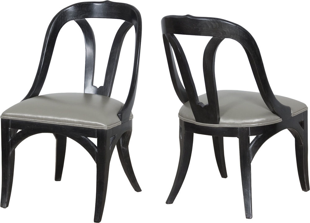 LORTS - Rounded Back Chair