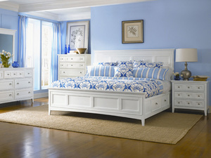 Thumbnail of Magnussen Home - Kentwood White Five Drawer Chest