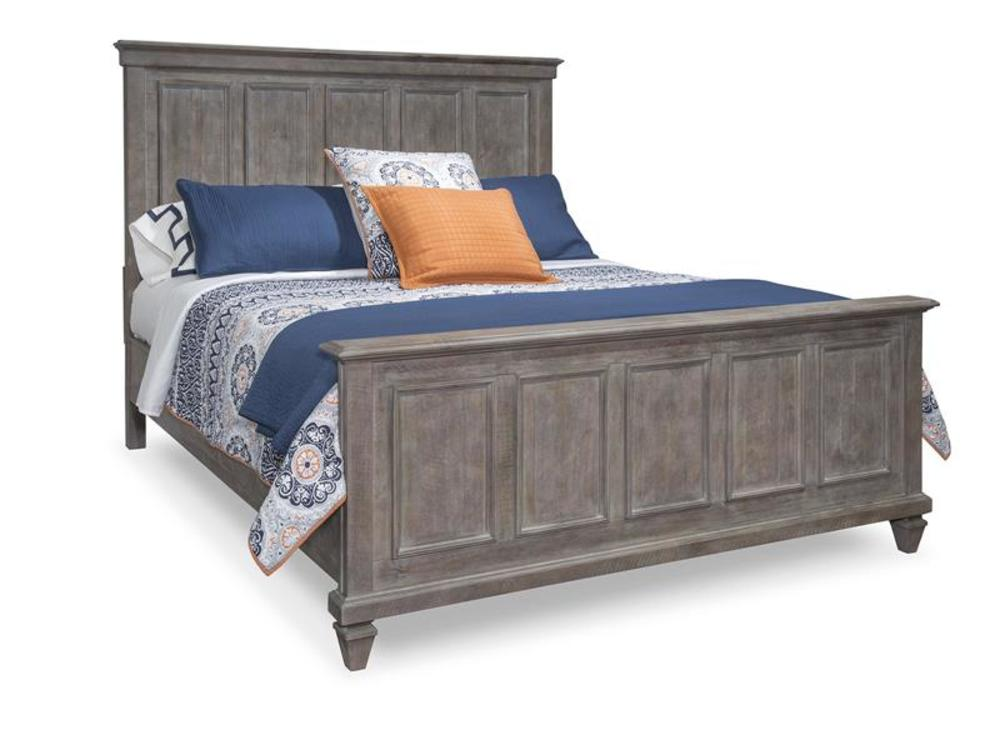 Magnussen Home - Panel Bed