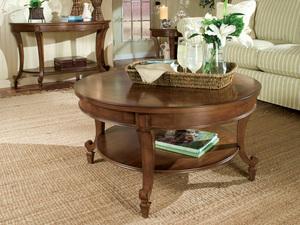 Thumbnail of Magnussen Home - Demilune Sofa Table